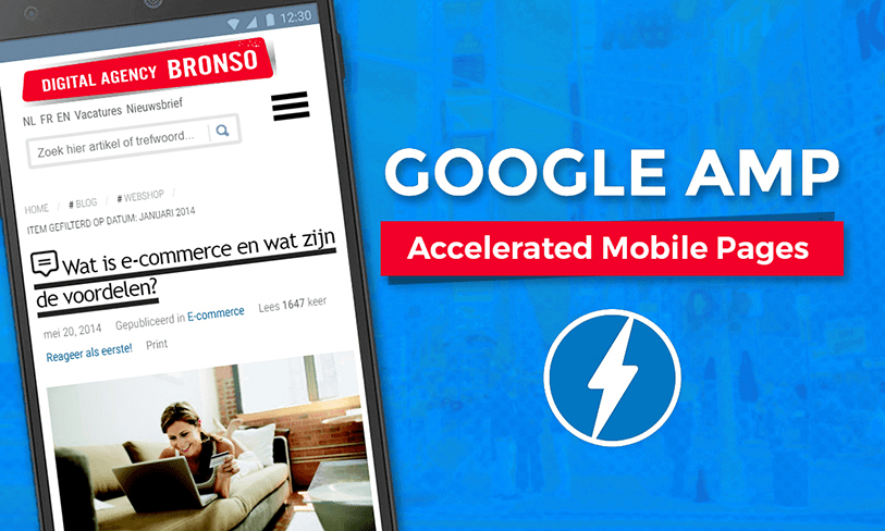 Wat is Google AMP